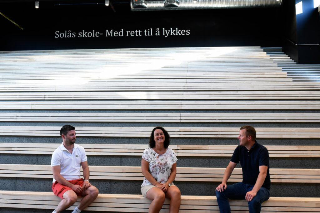 Tekst og foto frilansjournalist Inger A Merkesdal i Informasjonshuset