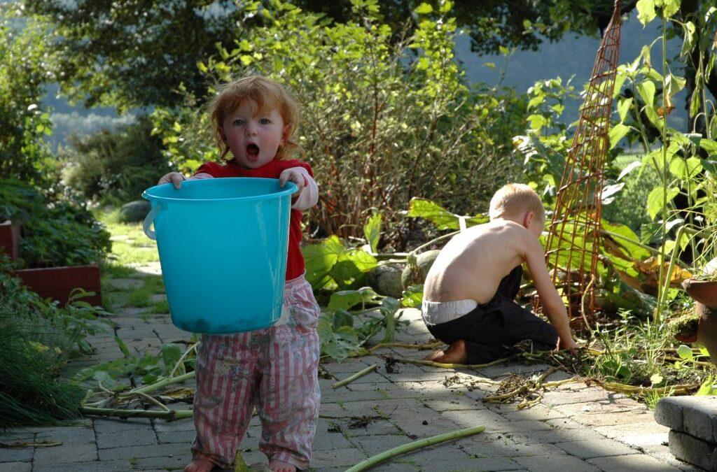 Barn og hagetrivsel